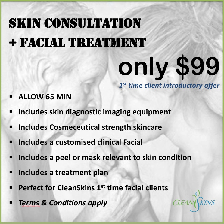 Simply ridiculous. Facial treatments from is clinical realize
